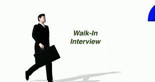 Walk-in-interview