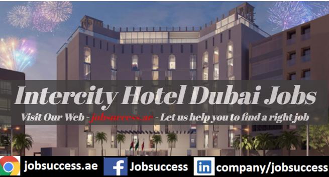 Intercity Hotel Dubai Careers