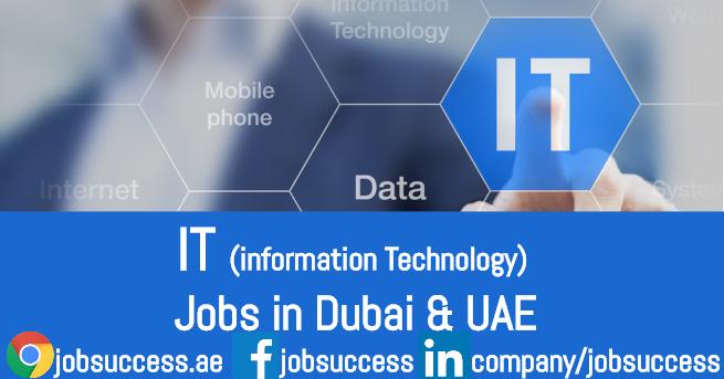 IT jobs in dubai