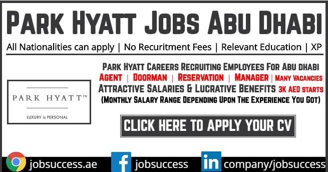 Park Hyatt Careers