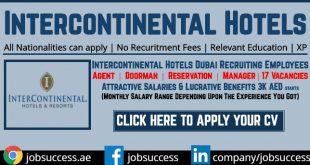 Intercontinental Abu Dhabi Careers