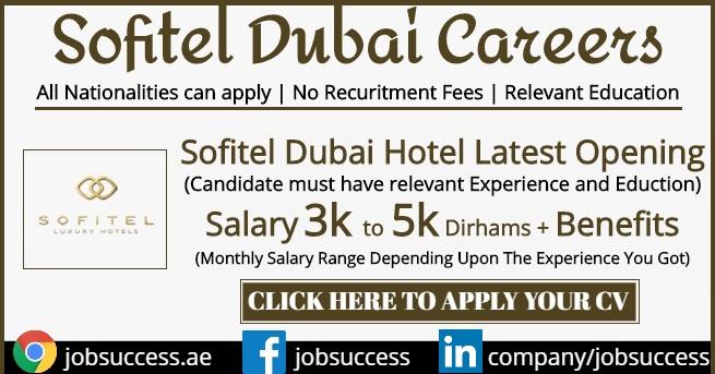 Sofitel Dubai Careers