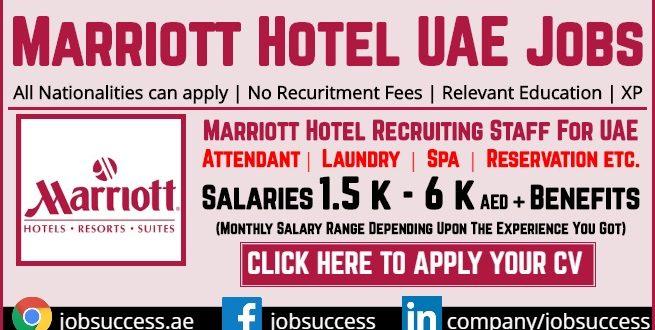 marriott hotels careers jobs
