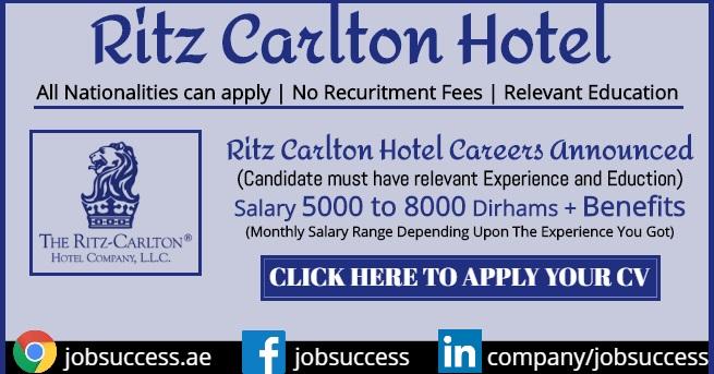 Ritz Carlton Careers