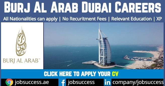 Burj Al Arab Careers