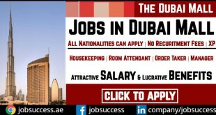 Dubai Mall Careers