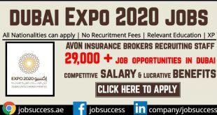 Expo 2020 Careers