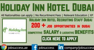 Holiday Inn Careers