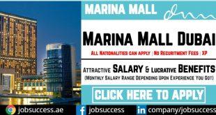 Marina Mall Careers