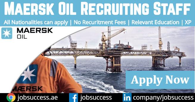 Maersk Oil Careers