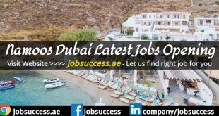 Nammos Dubai Jobs