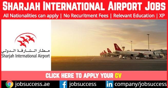 Sharjah Airport Jobs