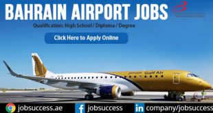 bahrain airport careers