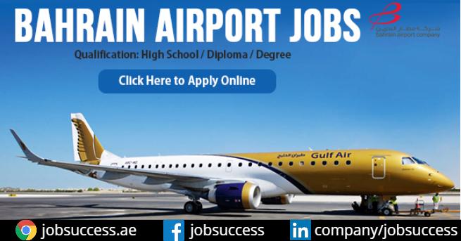 bahrain airport careers