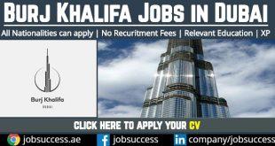 Burj Khalifa Careers