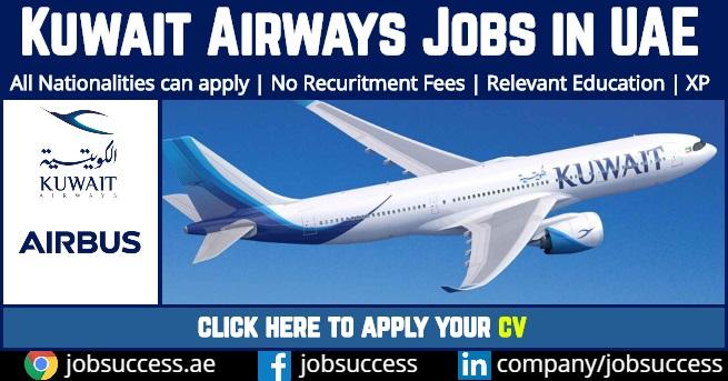 kuwait airways careers