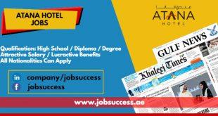 atana hotel careers