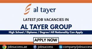Al Tayer Careers