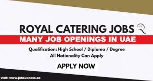 Royal Catering Careers