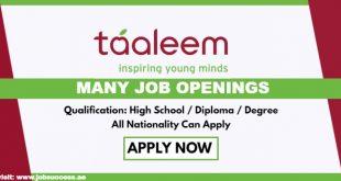 Taaleem Careers