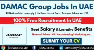 DAMAC Dubai Careers