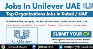 Unilever Careers