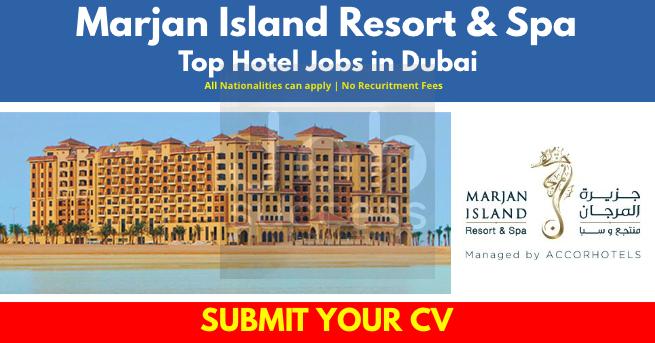 Al Marjan Island Careers