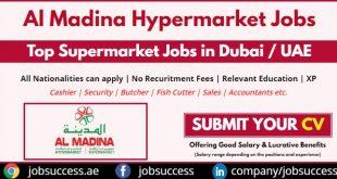 Al Madina Hypermarket Dubai Jobs