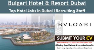bulgari hotel careers
