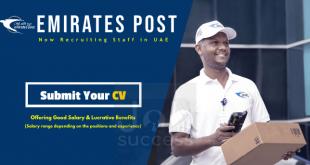 Emirates Post Group Jobs